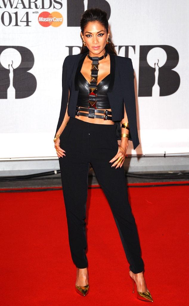 Brit Awards, Nicole Scherzinger
