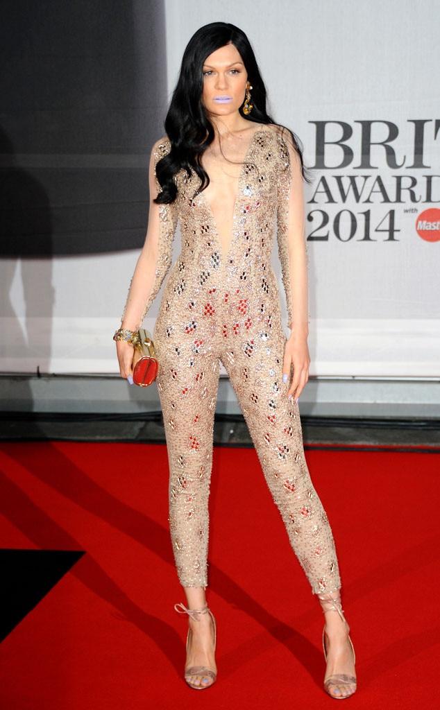 Brit Awards, Jessie J