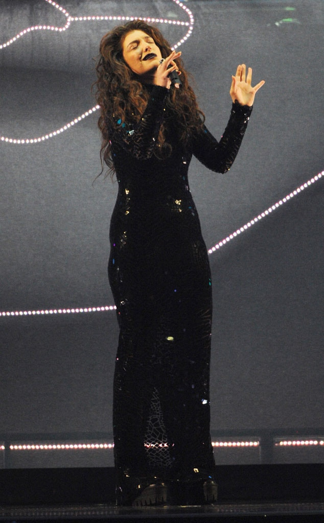 Lorde, Brit Awards