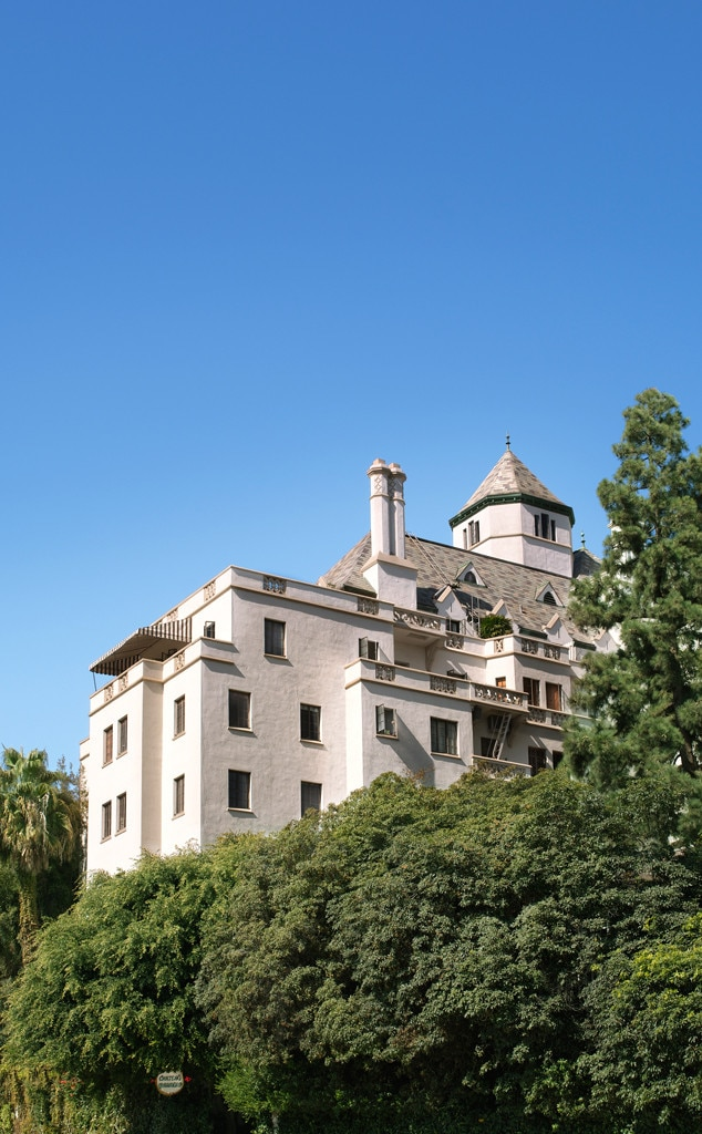 The Chateau Marmont, Hotel