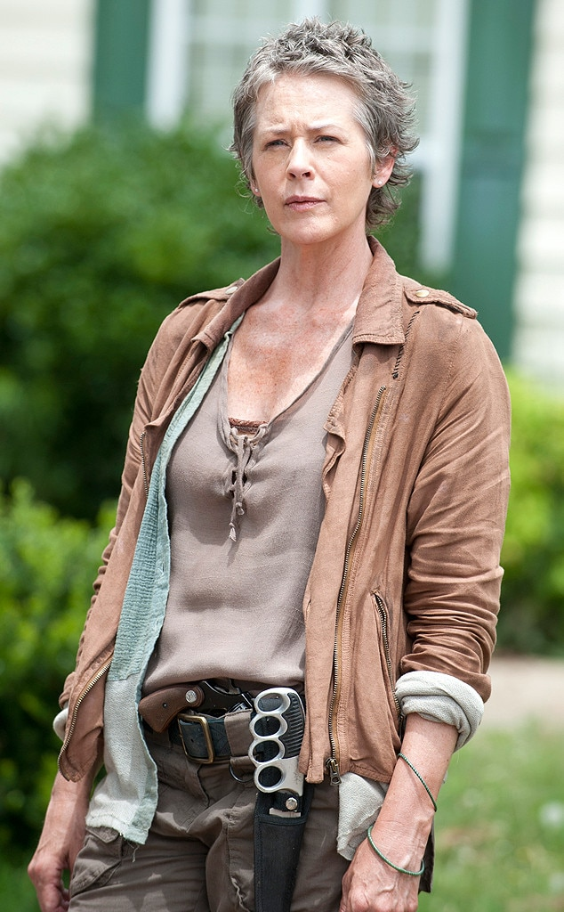 The Walking Dead, Melissa McBride, Best TV Quotes