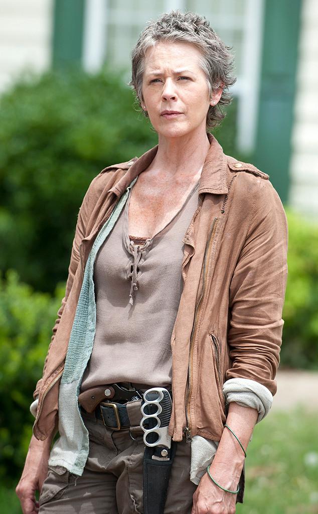 The Walking Dead, Melissa McBride, Best TV Quotes