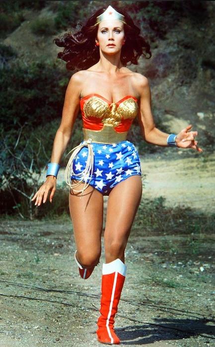 Wonder Woman, Lynda Carter, Superhero Costumes on TV