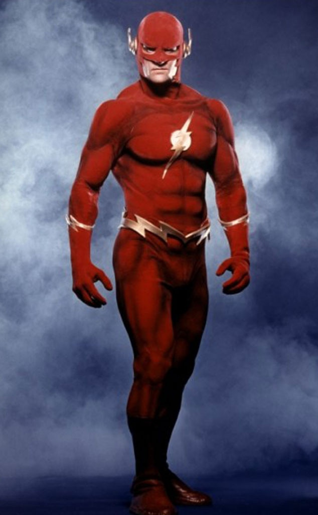 Wesley Flash Magic Monday Altars: The Flash On The Flash From All The Greatest Superhero