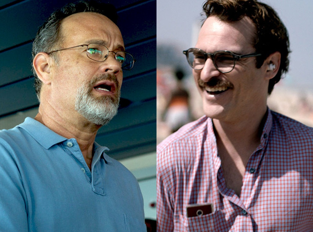 Tom Hanks, Captain Phillips, Joaquin Phoenix, Her