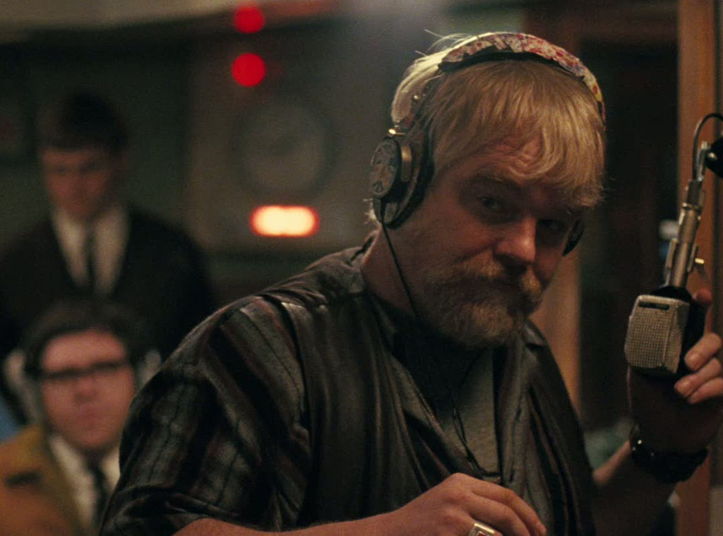 Pirate Radio, Philip Seymour Hoffman, Nick Frost, Movies