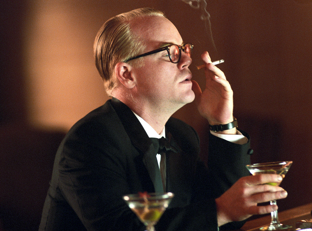 Philip Seymour Hoffman, Capote, Movies