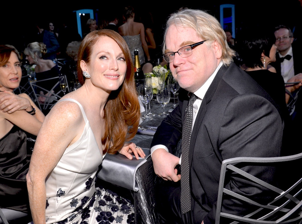 Julianne Moore, Philip Seymour Hoffman