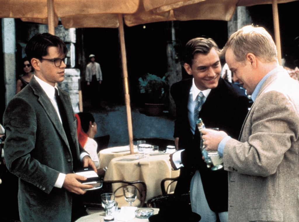 Philip Seymour Hoffman, The Talented Mr. Ripley, Movies