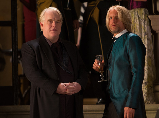 Philip Seymour Hoffman, The Hunger Games, Catching Fire, Movies