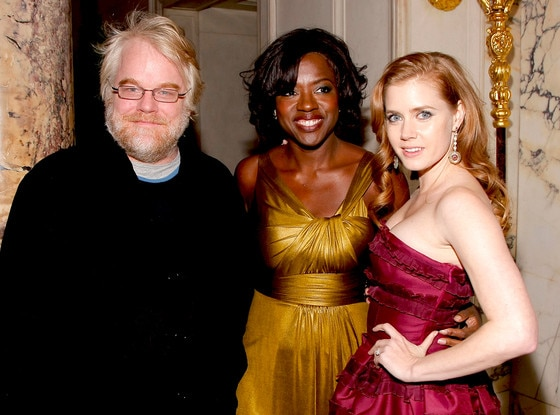 Philip Seymour Hoffman, Viola Davis, Amy Adams