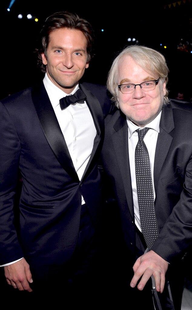 Bradley Cooper, Philip Seymour Hoffman