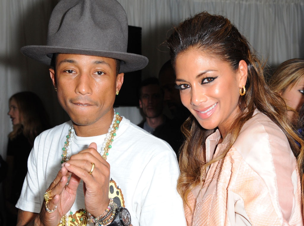 Pharell Williams, Nicole Scherzinger, Brit Awards After Party