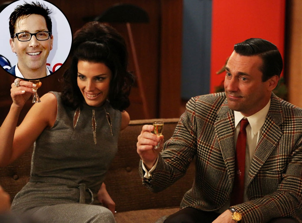 Mad Men, Dan Bucatinsky, Favorite TV Shows