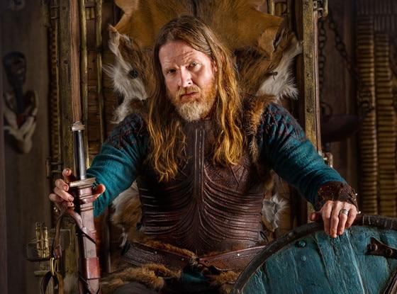 Donal Logue, Vikings