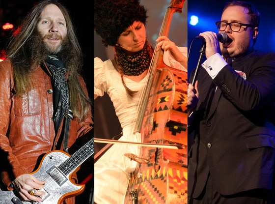 Charlie Starr, Blackberry Smoke, DakhaBrakha, Paul Janeway, St. Paul and The Broken Bones, Bonnaroo