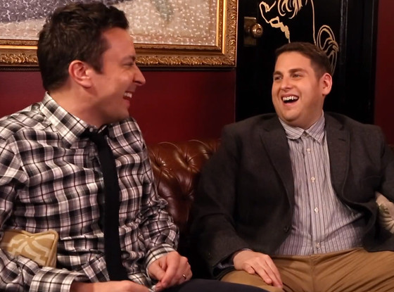 Jimmy Fallon, Jonah Hill, Hashtag