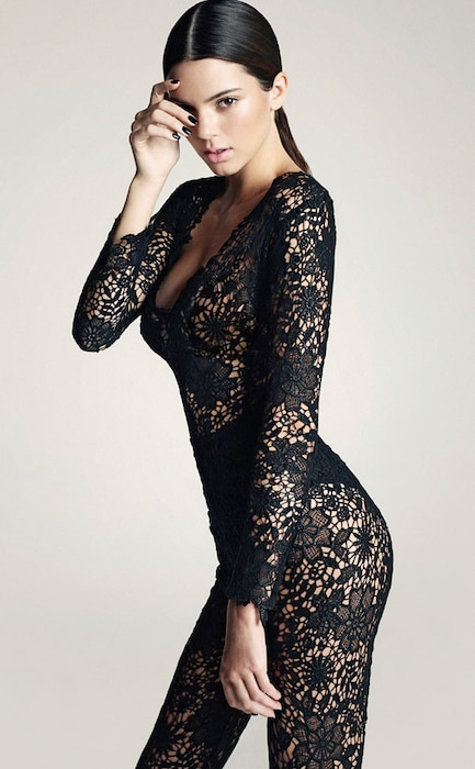 Kendall Jenner, Marie Claire Mexico