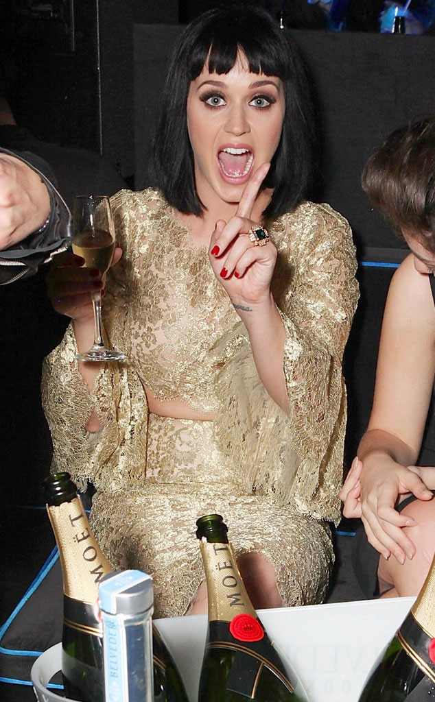 Katy Perry, Ring