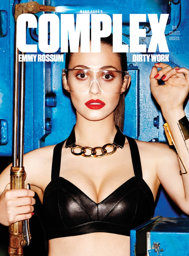 Emmy Rossum, Complex