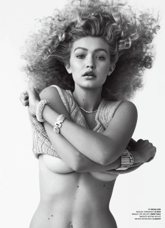 Gigi Hadid, V Magazine