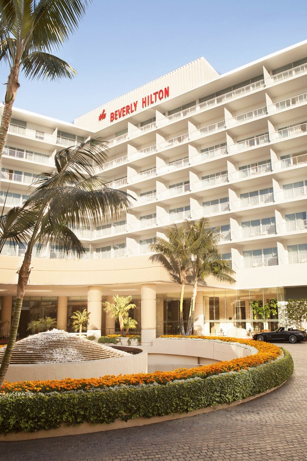 The Beverly Hilton Hotel