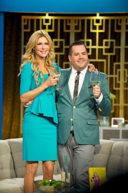 Hello Ross, Brandi Glanville, Ross Mathews