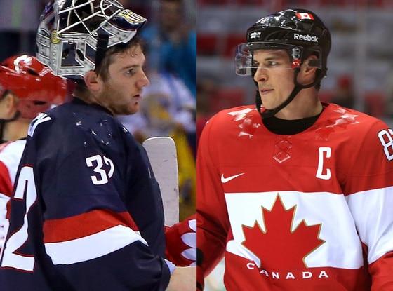 United States, Canada, Hockey Team, Sochi Winter Olympics, Jonathan Quick, Sidney Crosby