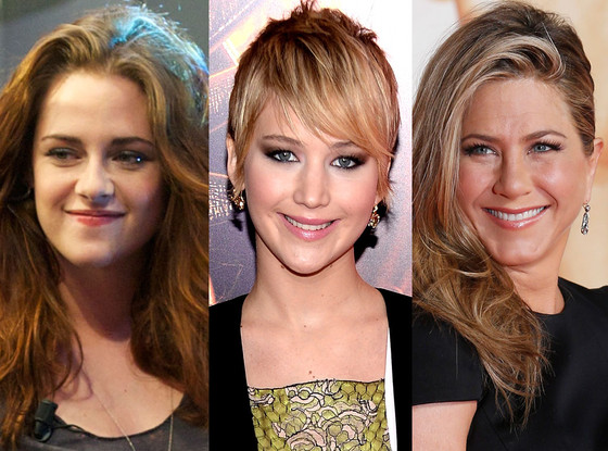 Jennifer Lawrence, Kristen Stewart, Jennifer Aniston, Highest Paid Actors