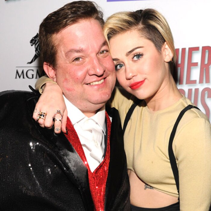 Jeff Beacher, Miley Cyrus