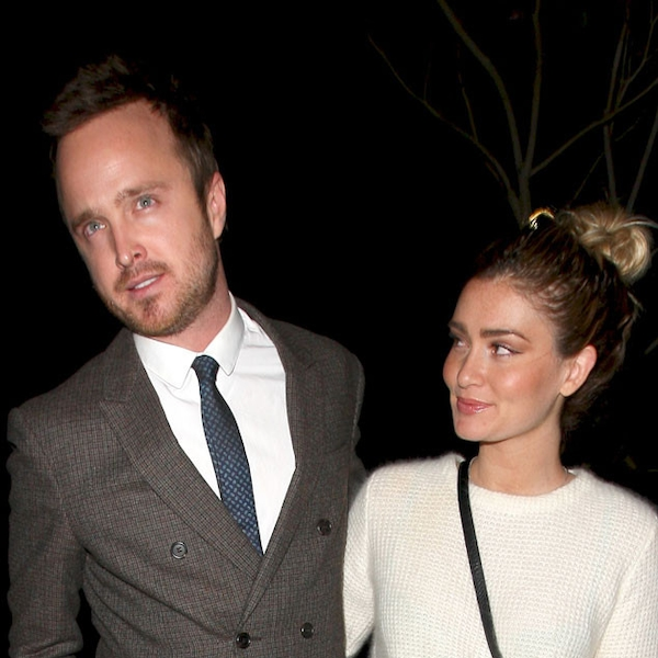 Aaron Paul & Lauren Parsekian from The Big Picture: Today ...
