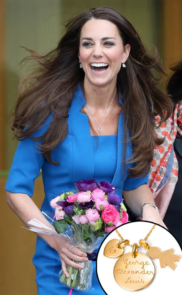 Kate Middleton, Duchess Necklace