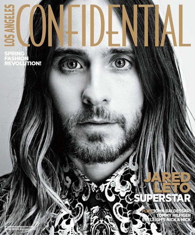 Jared Leto, LA Confidential