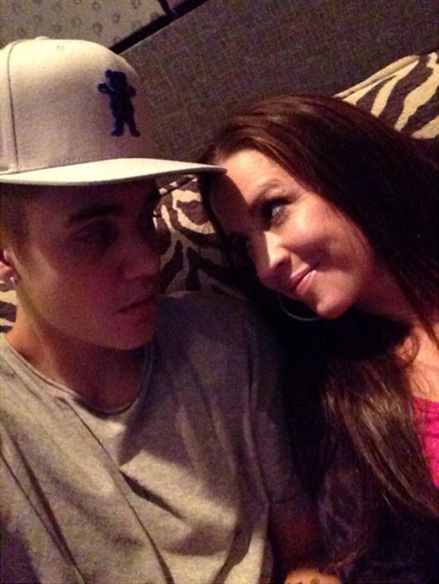 Celeb Selfies, Justin Bieber