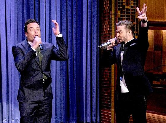 Jimmy Fallon, Justin Timberlake