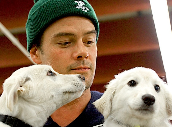 Josh Duhamel, Puppies