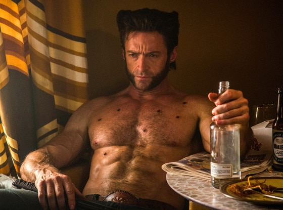 Hugh Jackman, Michael Fassbender, X-Men: Days of Future Past