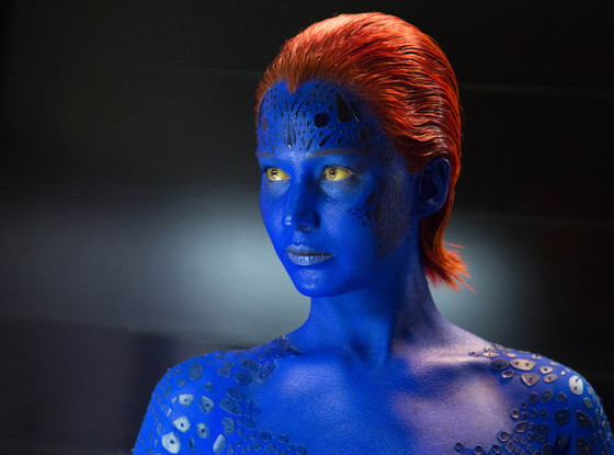Jennifer Lawrence, X-Men: Days of Future Past