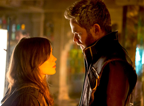 Ellen Page, Shawn Ashmore, X-Men: Days of Future Past