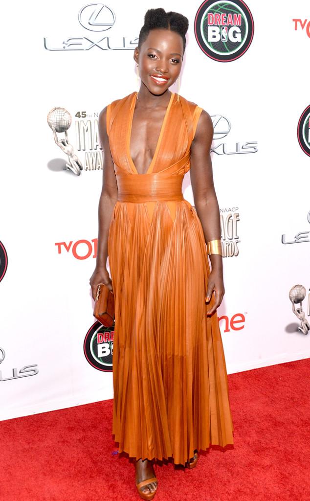 Lupita Nyong'o, NAAC Awards