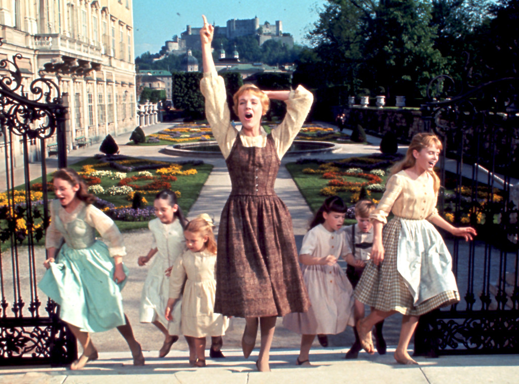 Julie Andrews, The Sound of Music