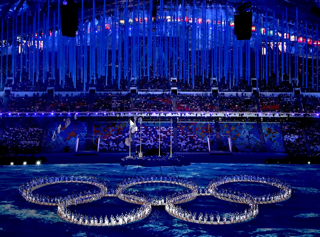 Sochi Winter Olympics Closing Ceremony