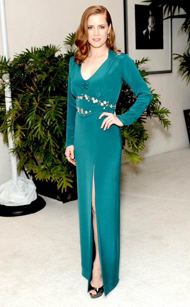 Amy Adams, Costume Designers Guild Awards
