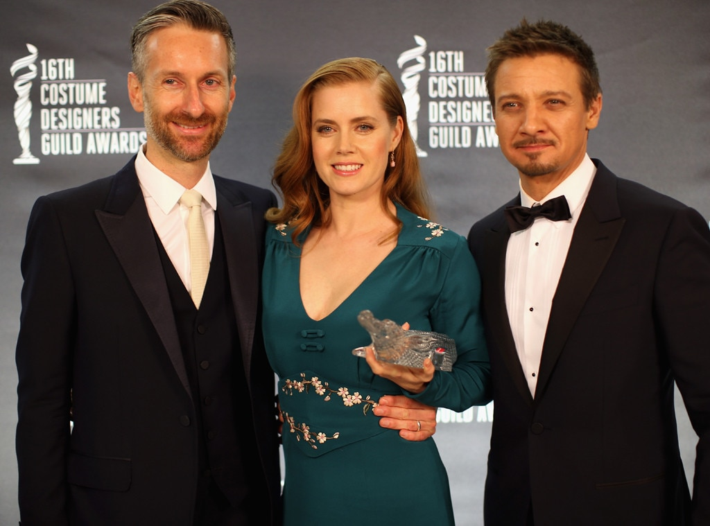 Michael Wilkinson, Amy Adams, Jeremy Renner