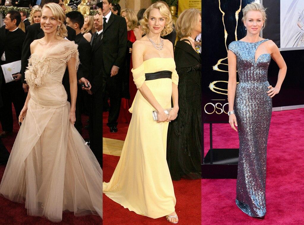 Naomi Watts, Oscars Over the Years