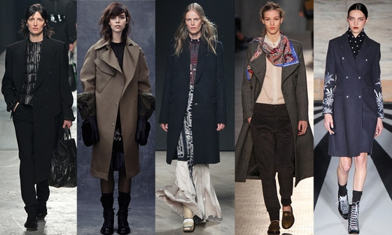 Zanna's LFW Trends, The Piece: Menswear