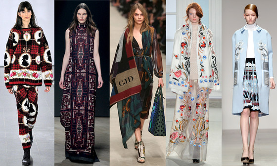 Zanna's LFW Trends, The Texture: Folklore