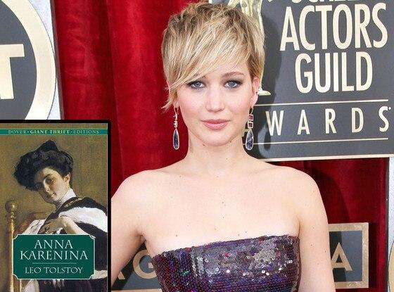 Jennifer Lawrence, Anna Karenina