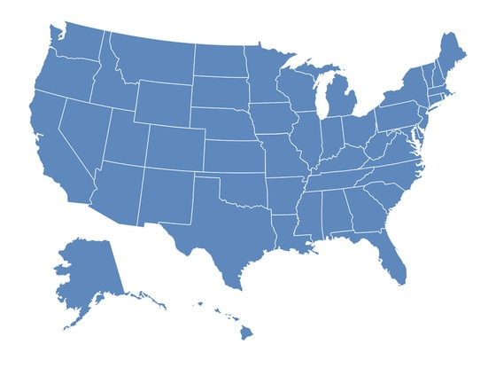 Do You Live In The Most Miserable State If You Live In West - West virginia on us map