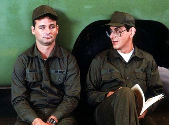 Bill Murray, Harold Ramis, Stripes